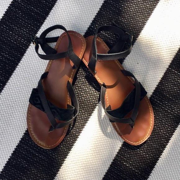 Toms Shoes | Toms Lexie Leather Sandals